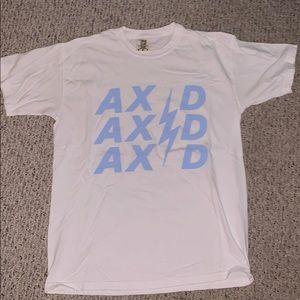 AXID alpha xi delta comfort colors t shirt!